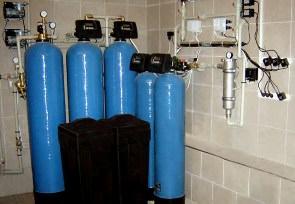 Фильтры для воды из скважины механические