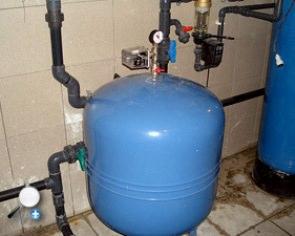 Гидроаккумулятор для скважины выбор