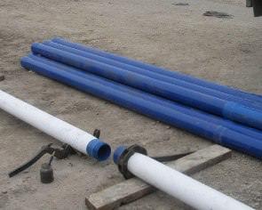 Обсадные трубы для бурения скважин без коррозии