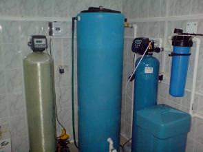 Очистка воды из скважины фильтр