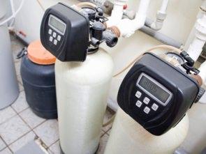 Очистка воды из скважины обезжелезыватель
