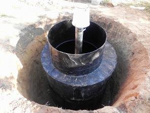 Подбор и монтаж кессона для скважины оборудование