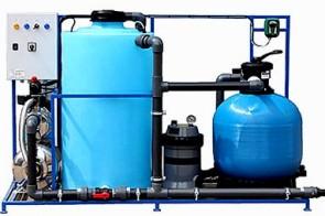 Системы очистки воды фильтры