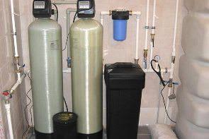 Системы очистки воды картриджи
