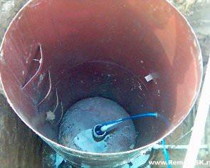 Водоснабжение загородного дома скважина
