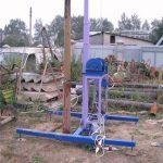 Ударно-канатное бурение скважин