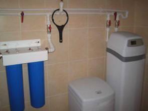 Водоочистка для коттеджа