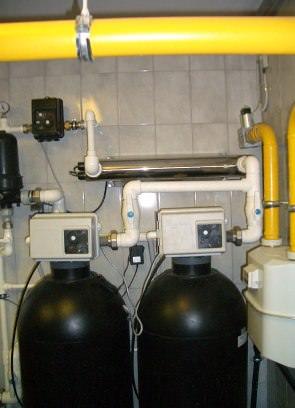 Что такое водоподготовка для коттеджа
