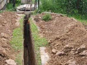 Что понадобится для того, чтобы провести водопровод в загородный дом