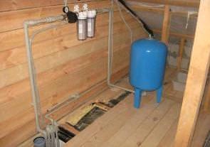 Индивидуальное водоснабжение