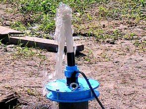Заиливание фильтра скважины