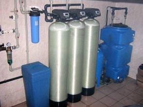Водоочистка для коттеджа цена