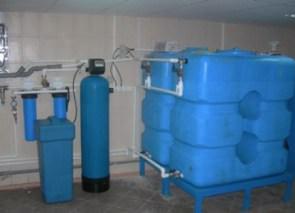 Водоподготовка для коттеджа цена