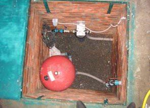 Что такое «приямок для скважины» и зачем он нужен
